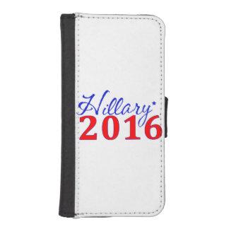 Hillary Clinton 2016 iPhone SE/5/5s Wallet