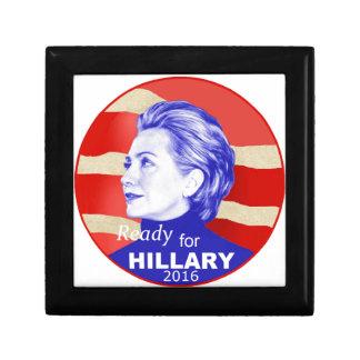 Hillary Clinton 2016 Joyero