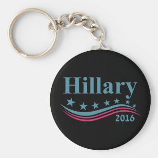 Hillary Clinton 2016 Keychain