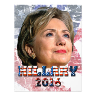 Hillary Clinton 2016 Plantillas De Membrete