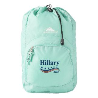Hillary Clinton 2016 Mochila