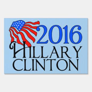 Hillary Clinton 2016 moderna Señales
