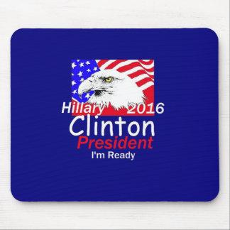 Hillary CLINTON 2016 Mouse Pad