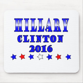 Hillary Clinton 2016 Mouse Pad