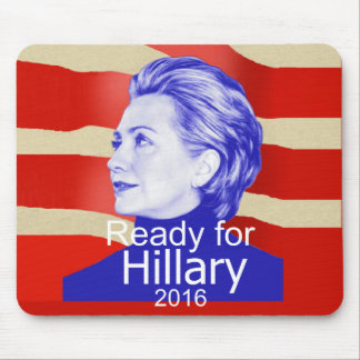Hillary Clinton 2016 Mouse Pads