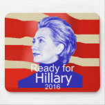 Hillary Clinton 2016 Mousepads