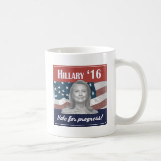 Hillary Clinton 2016 Mugs