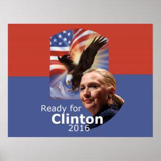 Hillary Clinton 2016 Poster