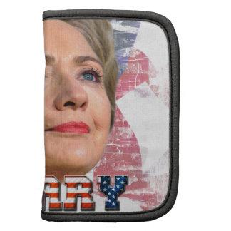 Hillary Clinton 2016 Planificador