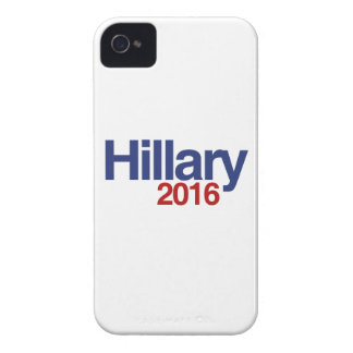 HILLARY CLINTON 2016.png iPhone 4 Cases