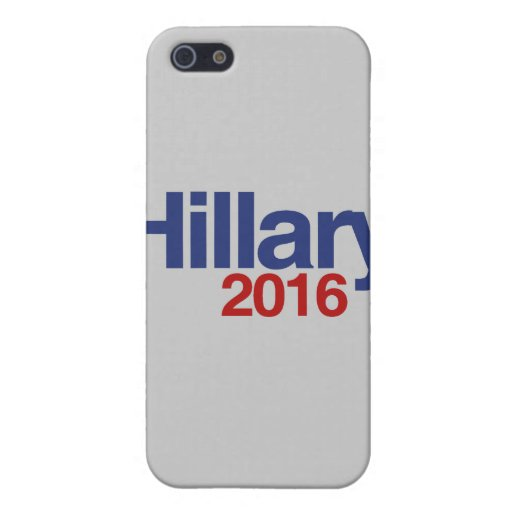 HILLARY CLINTON 2016.png iPhone 5 Fundas