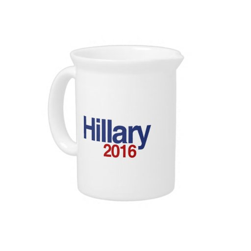 HILLARY CLINTON 2016.png Pitcher