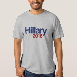 HILLARY CLINTON 2016.png T-shirts