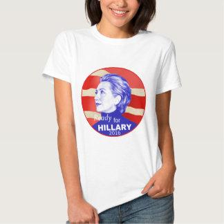 Hillary Clinton 2016 Poleras