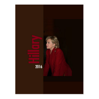 Hillary Clinton 2016 Postcards