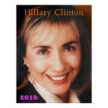 Hillary Clinton 2016 - Poster