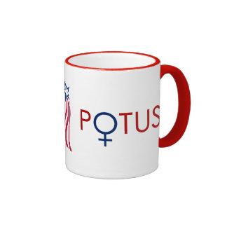 Hillary Clinton 2016 POTUS Mug
