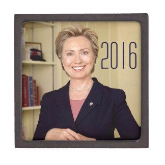 Hillary Clinton 2016 Premium Keepsake Boxes