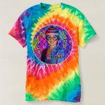 Hillary Clinton 2016 President Hippie Political T-shirt