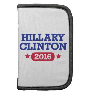 Hillary Clinton 2016 President Planners