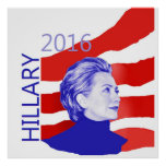 Hillary Clinton 2016 Print