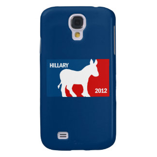 HILLARY CLINTON 2016 PRO SAMSUNG GALAXY S4 CASES