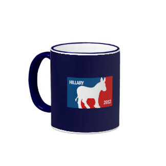 HILLARY CLINTON 2016 PRO COFFEE MUGS