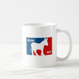 HILLARY CLINTON 2016 PRO COFFEE MUG