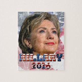 Hillary Clinton 2016 Rompecabezas Con Fotos