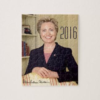 Hillary Clinton 2016 Rompecabezas
