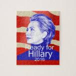 Hillary Clinton 2016 Puzzles