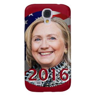 Hillary Clinton 2016 Samsung Galaxy S4 Case