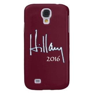 Hillary Clinton 2016 Samsung Galaxy S4 Cover
