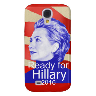 Hillary Clinton 2016 Samsung S4 Case