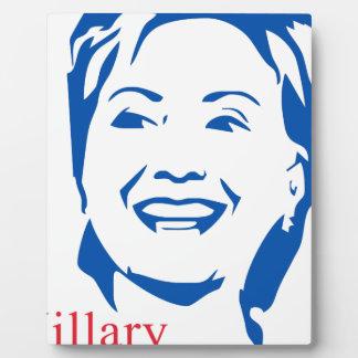 Hillary Clinton 2016 Shirt | HIllary for President Plaque