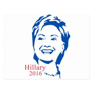Hillary Clinton 2016 Shirt | HIllary for President Postcard