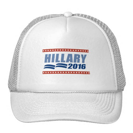 HILLARY CLINTON 2016 SIGNAGE.png Hat