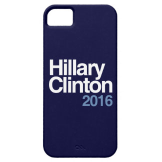 HILLARY CLINTON 2016 SIMPLE iPhone 5 COVERS