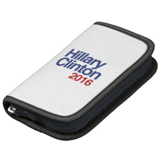 HILLARY CLINTON 2016 SIMPLE ORGANIZERS