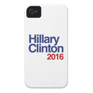 HILLARY CLINTON 2016 SIMPLE png Blackberry Case