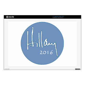 Hillary Clinton 2016 Skin For Laptop