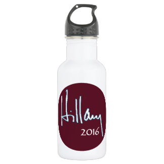 Hillary Clinton 2016 Stainless Steel Water Bottle