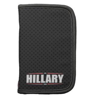 Hillary Clinton 2016 (Stars & Stripes - Black) Planners