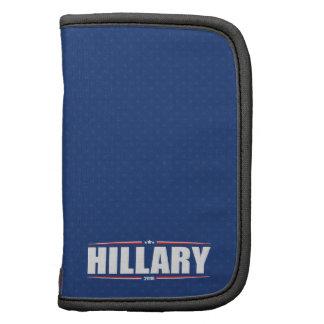 Hillary Clinton 2016 (Stars & Stripes - Blue) Planner