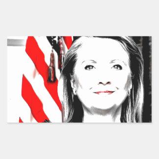 Hillary Clinton 2016 Sticker