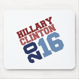 HILLARY CLINTON 2016 SWAY MOUSE PAD