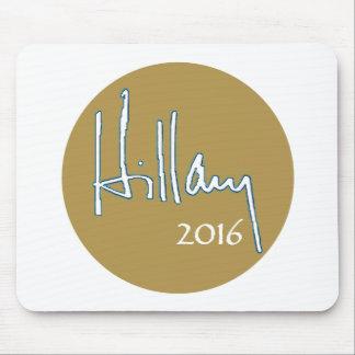 Hillary Clinton 2016 Tapete De Ratón