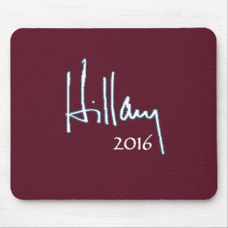 Hillary Clinton 2016 Tapetes De Raton