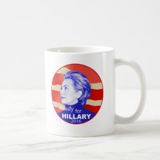 Hillary Clinton 2016 Taza Clásica