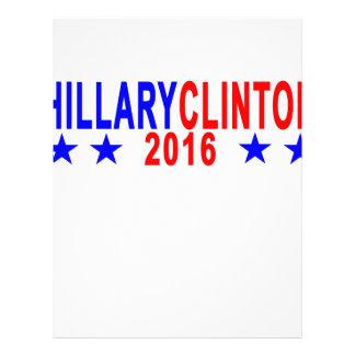 Hillary Clinton 2016 Tee Shirts ; '.png Letterhead